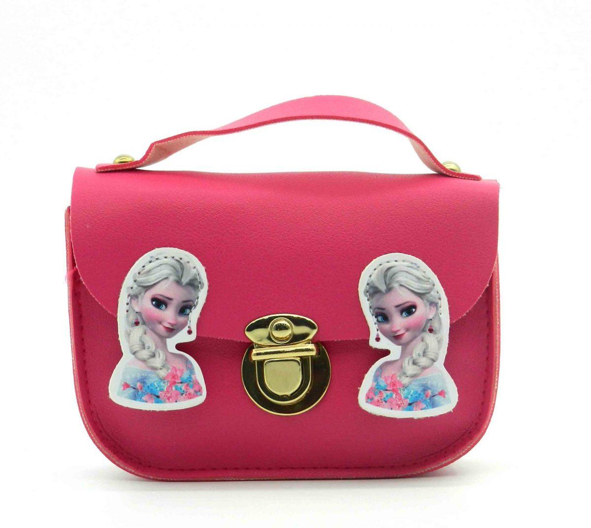 Princess Girl Children's Shoulder Baby BagPrincess Girl Children's Shoulder Baby Bag