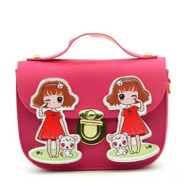 Little Girl Children Shoulder Baby Bag